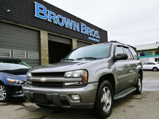 Used 2005 Chevrolet TrailBlazer LS for sale in Surrey, BC