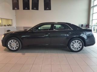 Used 2014 Chrysler 300 Base - Heated Leather, Sunroof, B/U Cam + Remote Start! for sale in Red Deer, AB