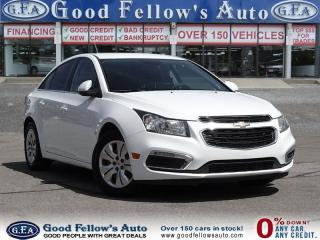 Used 2016 Chevrolet Cruze Special Price Offer for `LIMITED LT MODEL`...! for sale in North York, ON