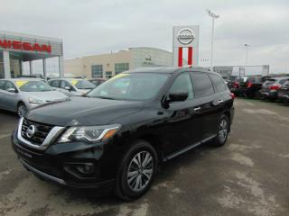 Used 2017 Nissan Pathfinder NISSAN PATHFINDER SL AWD 2017 CUIR for sale in Quebec, QC