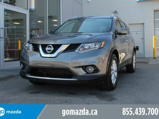 Used 2016 Nissan Rogue SUV for sale in Edmonton, AB