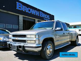 Used 2000 Chevrolet Silverado 3500 LS for sale in Surrey, BC