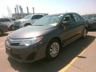 Used 2014 Toyota Camry LTHER-CAMERA-BLUETOOTH-HEATED for sale in Scarborough, ON