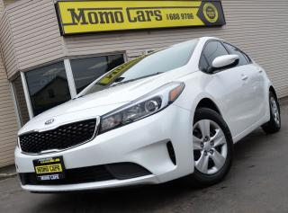 Used 2017 Kia Forte LX! Cruise control+ SWC! ONLY $115/BI-WEEKLY! for sale in St Catharines, ON