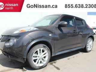 Used 2013 Nissan Juke SV 4dr AWD Crossover for sale in Edmonton, AB