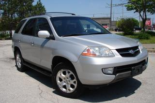 Used 2001 Acura MDX for sale in Mississauga, ON