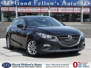 Used 2014 Mazda MAZDA3 G.S SPORT, 2.0 LITER, SKYACTIVE, HEATED SEATS for sale in North York, ON