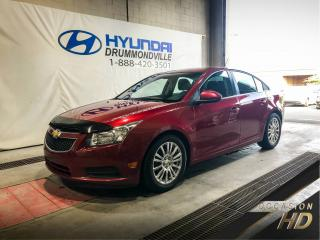 Used 2011 Chevrolet Cruze LT TURBO + MAGS + CRUISE + A/C + WOW ! for sale in Drummondville, QC