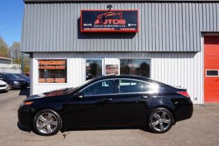 Used 2014 Acura TL Tech. Package Sh-Awd for sale in Saint-romuald, QC