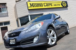 Used 2011 Hyundai Genesis Coupe 2.0T! Leather Seats+Sunroof!ONLY $146.50/bi-weekly for sale in St Catharines, ON