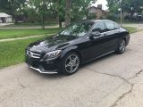 Photo of Black 2015 Mercedes-Benz C-Class