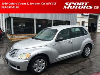 Used 2006 Chrysler PT Cruiser A/C! Power Options! AS IS! Just Traded In! for sale in London, ON