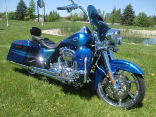Used 2013 Harley-Davidson ROAD KING CVO SCREAMIN EAGLE ROAD KING for sale in Blenheim, ON