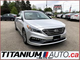 Used 2016 Hyundai Sonata Sport Tech+GPS+Pano Roof+Camera+Apple CarPlay+XM++ for sale in London, ON