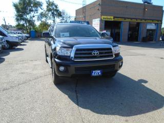 Used 2012 Toyota Sequoia SR5 for sale in North York, ON