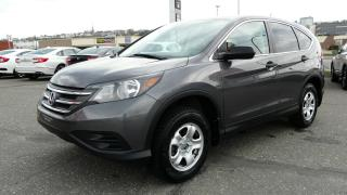 Used 2014 Honda CR-V Traction intégrale 5 portes LX for sale in Riviere-du-loup, QC
