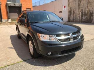 Used 2010 Dodge Journey SXT /NAV/CAM/DVD for sale in North York, ON