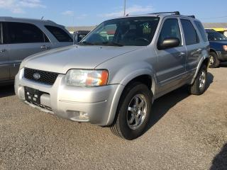 Used 2004 Ford Escape Limited for sale in Pickering, ON
