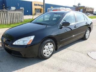 Used 2003 Honda Accord LX-G for sale in North York, ON