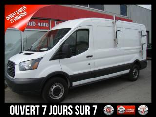 Used 2017 Ford Transit Connect T-250 toit moyen 148 pouces 8000$ Équipe for sale in Mascouche, QC