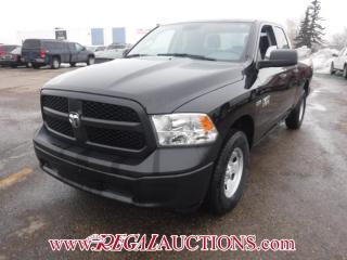 Used 2016 RAM 1500 ST QUAD CAB SWB 4WD 5.7L for sale in Calgary, AB