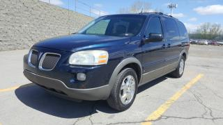 Used 2006 Pontiac Montana for sale in Laval, QC