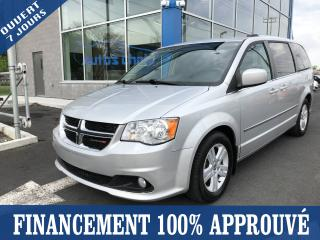 Used 2012 Dodge Grand Caravan R/T for sale in Longueuil, QC