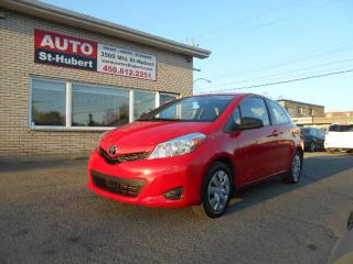 Used 2012 Toyota Yaris CE for sale in Saint-hubert, QC