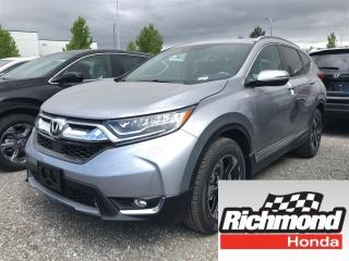 New 2018 Honda CR-V Touring for sale in Richmond, BC