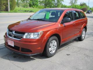 Used 2012 Dodge Journey SE for sale in Brockville, ON