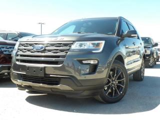 Used 2018 Ford Explorer XLT for sale in Midland, ON