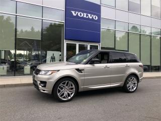 Used 2014 Land Rover Range Rover Sport V8 4X4 Supercharged AUTOBIOGRAPHY for sale in Surrey, BC