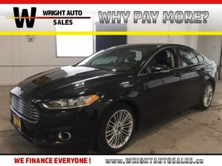 Used 2014 Ford Fusion SE|NAVIGATION|SUNROOF|LEATHER|75,677 KMS for sale in Cambridge, ON