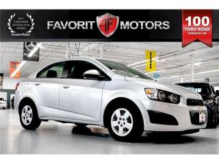 Used 2012 Chevrolet Sonic LS | ONSTAR | AC | HANDS FREE CALLING for sale in North York, ON