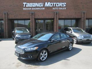 Used 2014 Ford Fusion SE | NO ACCIDENTS | BACK UP CAMERA | BLUETOOTH for sale in Mississauga, ON