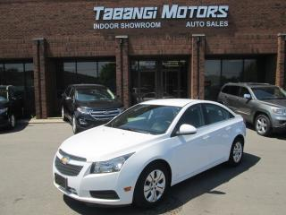 Used 2013 Chevrolet Cruze LT | NO ACCIDENTS | BLUETOOTH | CRUISE CONTROL for sale in Mississauga, ON