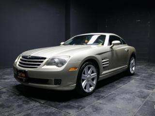 Used 2006 Chrysler Crossfire 2dr Cpe Limited for sale in Hornby, ON
