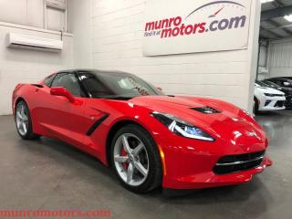 Used 2015 Chevrolet Corvette Stingray 1LT Automatic 2694 kms for sale in St George Brant, ON