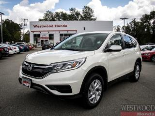 Used 2015 Honda CR-V SE for sale in Port Moody, BC