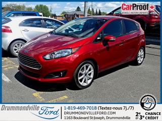 Used 2014 Ford Fiesta Hayon SE (35 $ par semaines) for sale in Drummondville, QC