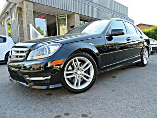 Used 2013 Mercedes-Benz C-Class C300 4MATIC -- CUIR - TOIT - MAGS -- for sale in Repentigny, QC