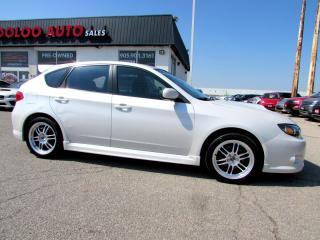 Used 2010 Subaru Impreza WRX WRX TURBO 5 SPEED AWD CERTIFIED 2 YR WARRANTY for sale in Milton, ON
