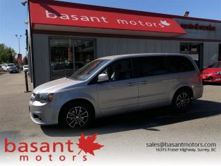 Used 2017 Dodge Grand Caravan GT, Heated Seats/Steering, Power Doors/Tailgate!! for sale in Surrey, BC