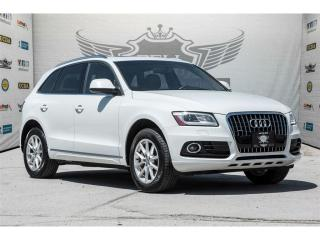 Used 2013 Audi Q5 3.0T QUATTRO ~BLUETOOTH ~ SUNROOF~ LEATHER~ for sale in North York, ON