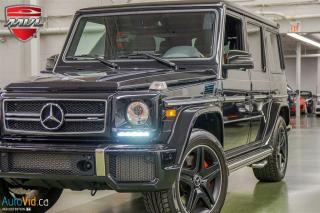 Used 2017 Mercedes-Benz G63 AMG Designo for sale in Oakville, ON