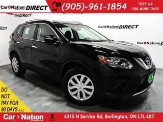 Used 2014 Nissan Rogue S  BACK UP CAMERA  WE WANT YOUR TRADE  for sale in Burlington, ON