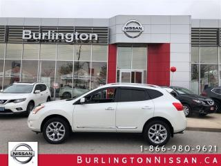 Used 2011 Nissan Rogue SL, AWD, NAVIGATION, ACCIDENT FREE ! for sale in Burlington, ON