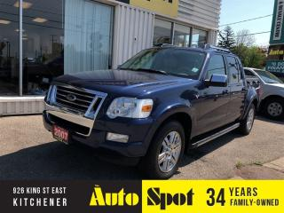 Used 2007 Ford Explorer Sport Trac Limited/SPECIAL TRUCK/PRICED-QUICK SALE! for sale in Kitchener, ON