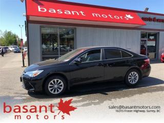 Used 2016 Toyota Camry Backup Camera, Power Windows/Locks, A/C!! for sale in Surrey, BC