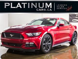 Used 2015 Ford Mustang GT PREMIUM, NAVI, CAM, HEATED COOLED LEATHER for sale in North York, ON